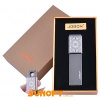 USB  зажигалка в подарочной упаковке Jobon (Двухсторонняя спираль накаливания) №XT-4875-1