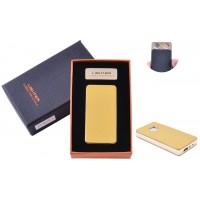 USB  зажигалка в подарочной упаковке (Две спирали накаливания) №XT-4879-1(3)