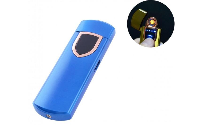 USB зажигалка XIPIE №HL-71 Blue