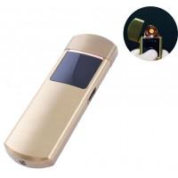 USB зажигалка XIPIE №HL-73 Gold