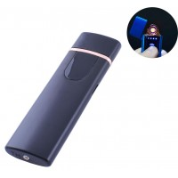 USB зажигалка Lighter №HL-75 Black