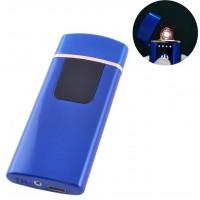 USB зажигалка Lighter №HL-76 Blue