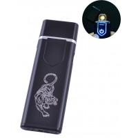 USB зажигалка Тигр №HL-80-4
