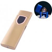 USB зажигалка XIPIE №HL-72 Gold