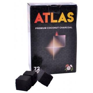 Уголь кокосовый для кальяна  72 куб Coco Atlas