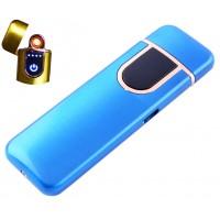 USB зажигалка Lighter №HL-142 Blue