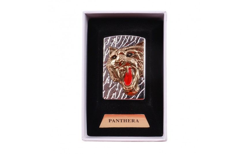 USB Зажигалка Pantera №4346-1