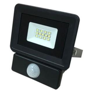 Светодиодный прожектор BIOM S4-SMD-10-Slim Black Sensor 6500К 220V IP65