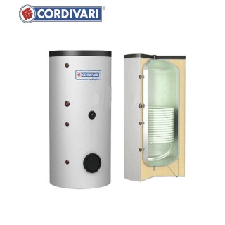 Водонагрівач (бойлер) непрямого нагріву Cordivari BOLLY 1 ST 200 l