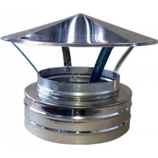 Грибок термо для димоходу d 120/180 (0.8 мм)
