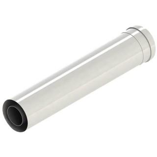 Коаксиальный удлинитель Ø60/100 L-250mm
