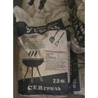 Уголь древесный 2,0 кг