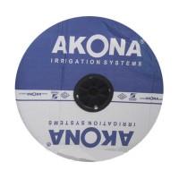 Стрічка крапельного поливу Akona (Drip Life) 6 mil 20 см, 100 м