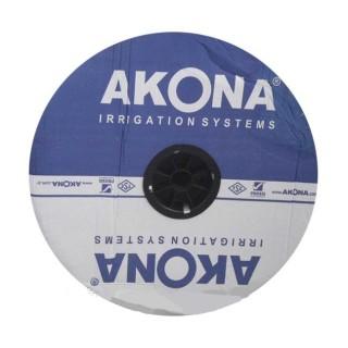 Лента капельного полива Akona (Drip Life) 6 mil 20 см, 100 м