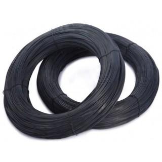Проволока вязальная черная 1,2 мм (100м)