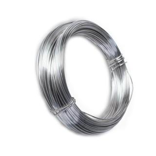 Дріт в'язальний оцинкований 0,8 мм (100м)