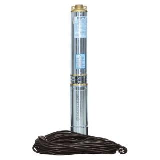 Відцентровий Насос свердловинний 0.75 кВт H 51(33)м Q 140(100)л/хв 102мм (кабель 25м) AQUATICA (DONGYIN) (777492)