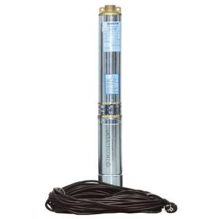 Відцентровий насос свердловинний 0.37 кВт H 44(33)м Q 100(60)л/хв 102мм (кабель 25м) AQUATICA (DONGYIN) (777470)