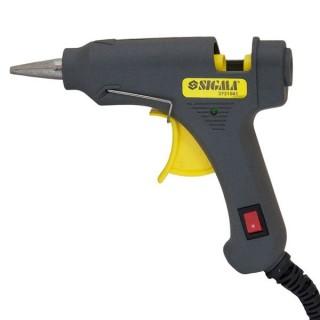 Пістолет термоклеевой з вимикачем 20Вт Sigma (2721061)