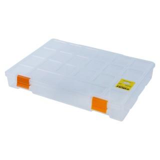 Органайзер пластиковый (прозрачный) 230×150×33мм Sigma (7418031)