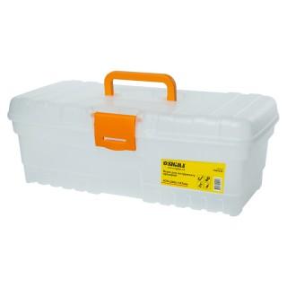 Ящик для инструмента (прозрачный) 360×155×110мм Sigma (7404231)
