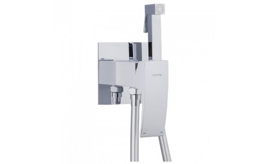 Вбудований змішувач для гігієнічного душу GAPPO G7207-8