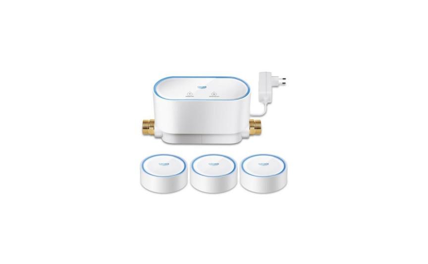 Інтелектуальний контролер води з датчиками Grohe Sense Kit 22502LN0