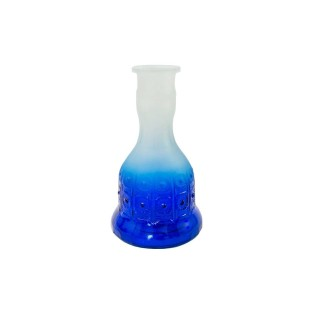 Колба для кальяну велика №247 Синя