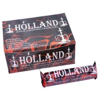 Уголь для кальяна Holland (40 мм)