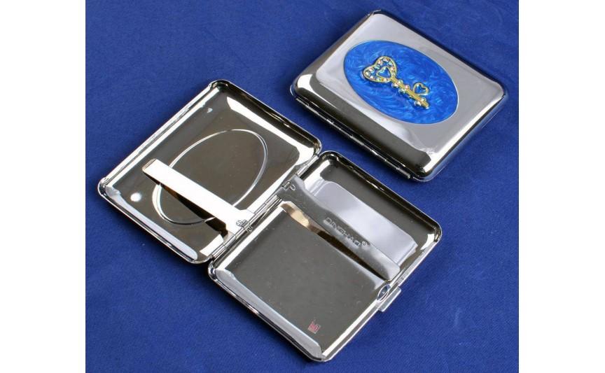 Портсигар на 18 сигарет купить купить сигареты оптом в москве дешево ява золотая
