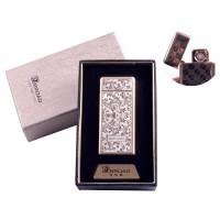 """USB зажигалка в подарочной упаковке """"Broad"""" (Двухсторонняя спираль накаливания) №4850-3"""