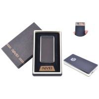 USB запальничка в подарунковій упаковці (Дві спіралі розжарювання) №XT-4879 (2)
