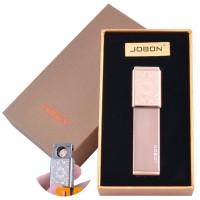 USB запальничка в подарунковій упаковці Jobon (Двостороння спіраль накалювання) №XT-4875-3
