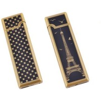 USB зажигалка Эйфелева Башня (Спираль накаливания) №HL-138-3