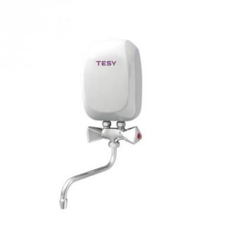 Водонагрівач проточний TESY зі змішувачем 3,5 кВт (IWH 35 X01 KI)