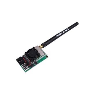 Відеопередавач HIEE 5.8 GHz TS3215 1500mW 3S-6S 32 канали для FPV систем 3000м
