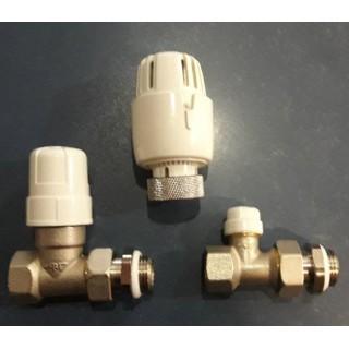 Комплект термостатический 1/2 прямой RBM JET-line