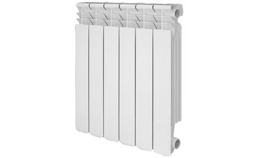 Алюминиевый радиатор RÖDA NSR RAL R05B 500*80