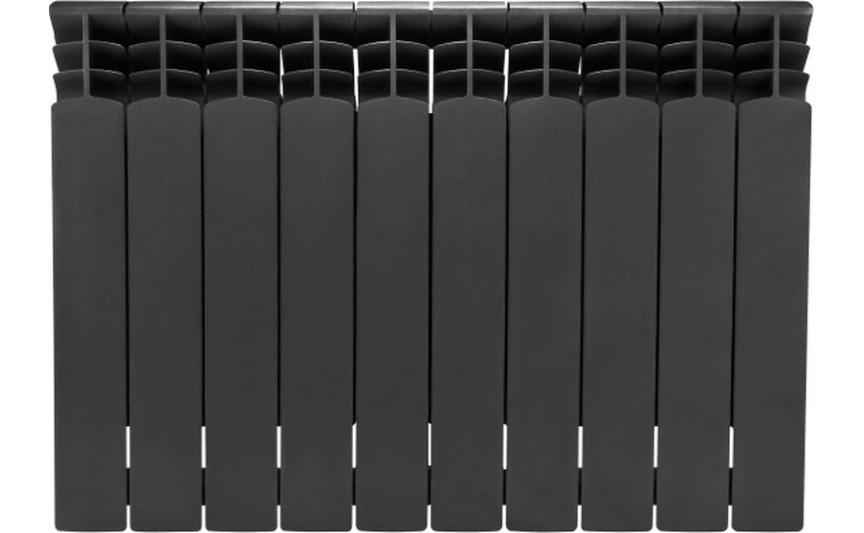 Алюминиевые радиаторы ARMATURA G500F Grafit