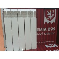 Біметалічний радіатор Bohemia B 96