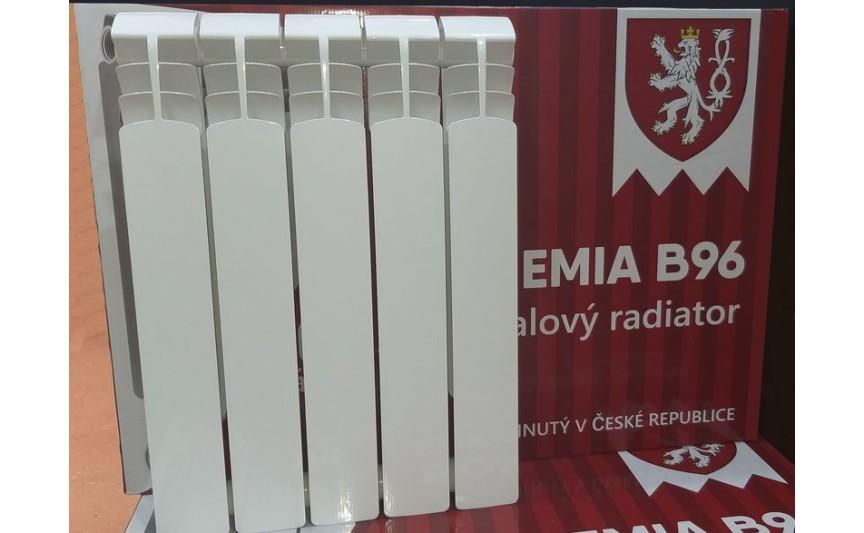 Биметаллический радиатор Bohemia B 96