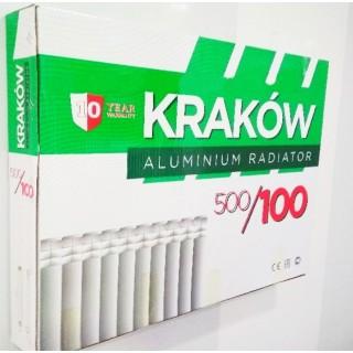 Алюминиевые радиаторы Krakow 500*100