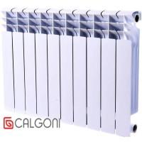 Алюминиевый радиатор Calgoni Alpa 500*85