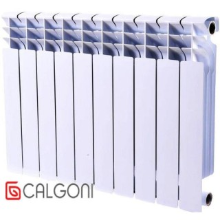 Алюмінієвий радіатор Calgoni Alpa 500*85