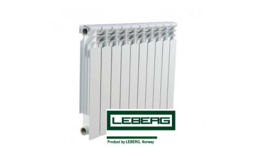 Алюмінієвий радіатор Leberg HFS-500A
