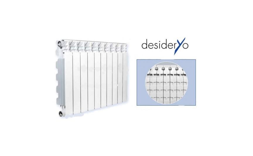 Алюминиевые радиаторы Nova Florida Desiderio B4 350*100 16 Atm