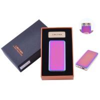 USB  зажигалка в подарочной упаковке (Две спирали накаливания) №XT-4879(4)
