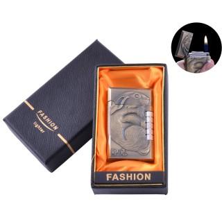 Зажигалка кремниевая в подарочной коробке Кролик (Обычное пламя) №XT-19