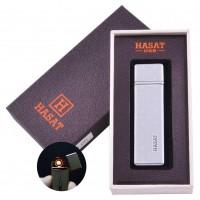 USB зажигалка в подарочной коробке Hasat №HL-66-2