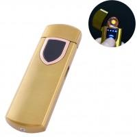 USB зажигалка XIPIE №HL-71 Gold